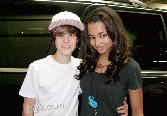 Justin Bieber Mexico FansJustin Bieber And Jessica Jarrell Kissing