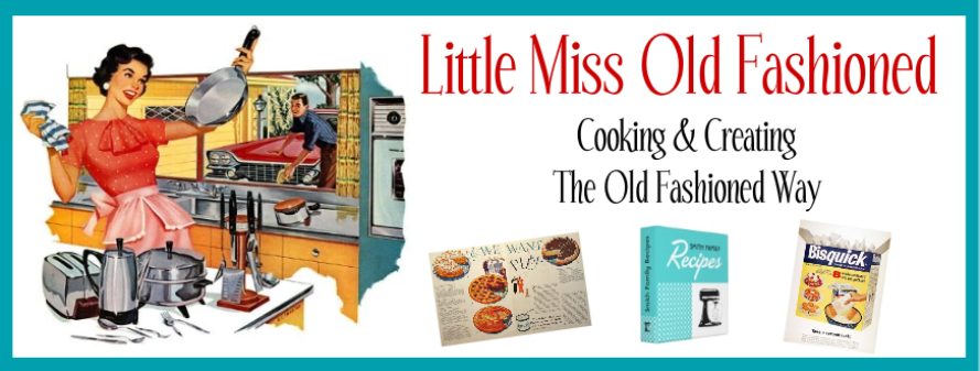 Little Miss Old Fashioned