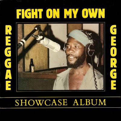 Reggae+George+-+Fight+On+My+Own+-+front dans Reggae George