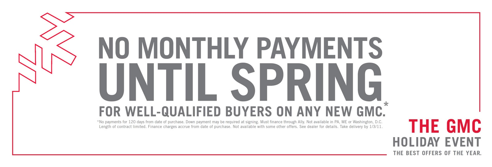 90 day deal as well the 2500 crews have 2000 customer cash or 0 apr