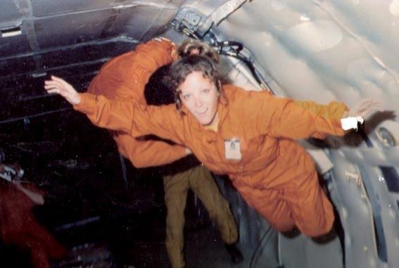 At NASA 1980