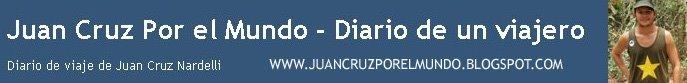 Juan Cruz Por El Mundo - Diario de viaje