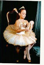 minha pequena bailarina