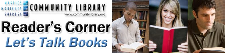 Mastics-Moriches-Shirley Community Library Reader Advisory Blog