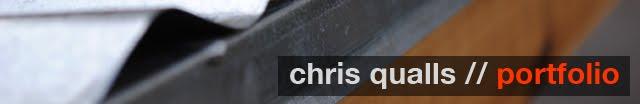 chris qualls // portfolio