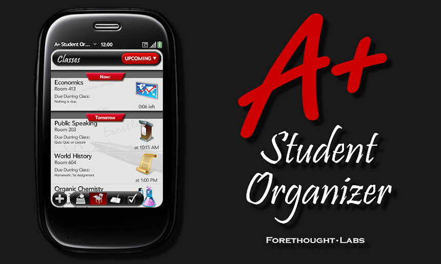 A+ Student Organizer by Forethought Labs