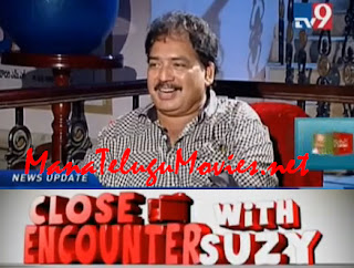 Director Vamshi in CLose Encounter