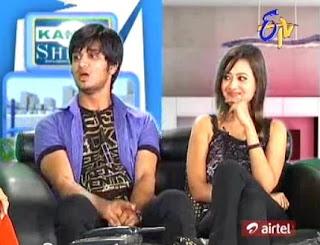 Nikhil and Sharma Talk Time on Alasyam Amrutham