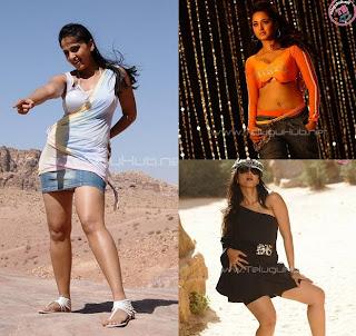 Anushka Latest Hot Stills