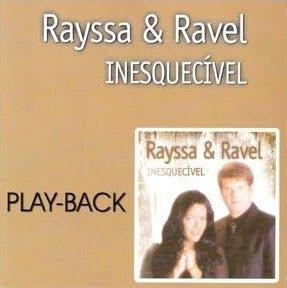 Rayssa & Ravel   Inesquecível (2003) Play Back | músicas