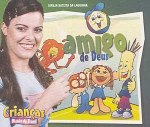 Crian%C3%A7as+Diante+Do+Trono+2 Baixar CD Crianças Diante Do Trono 2   Amigo De Deus (2003)