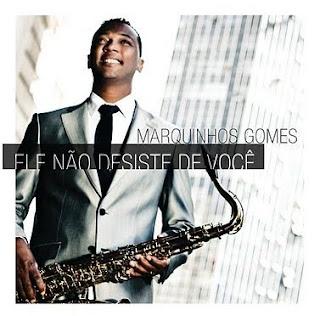 Marquinhos Gomes Novo cd