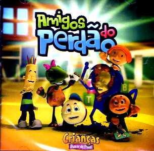 Crianças Diante Do Trono   Amigos Do Perdão (2010) | músicas