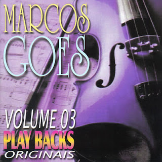 Marcos Góes - Playbacks Originais Volume 3 (1999)