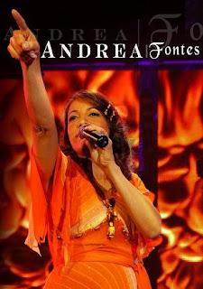 Andréa Fontes   Andréa Fontes   Ao Vivo (2008) Audio DVD | músicas