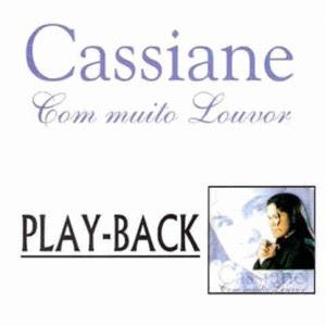 Cassiane - Com Muito Louvor (playback) 1999