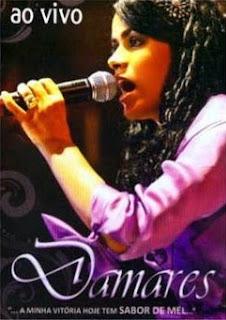 """Download CD Damares – Ao Vivo """"…A Minha Vitória Tem Sabor De Mel…"""""""