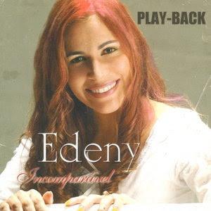 Edeny   Incomparável (Play Back) | músicas