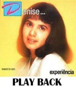 Denise   Experiência (1990) Play Back | músicas