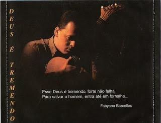 Fabyano Barcellos   Deus Tremendo (199?) | músicas