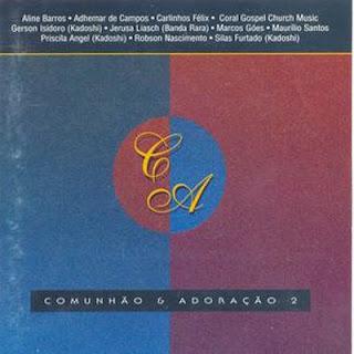 Comunhão e Adoração - Comunhão e Adoração - Vol. 2 (1997)