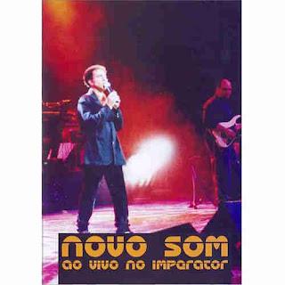 Novo Som   Ao Vivo no Imperator (1997) | músicas