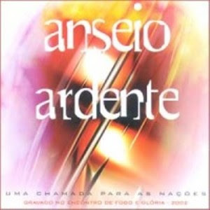 Santa Geração - Anseio Ardente: Uma Chamada Para As Nações (2002)