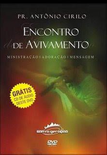 Santa Geração - Encontro de Avivamento (2005) Áudio DVD