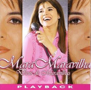 Mara Maravilha - Deus De Maravilhas (2001) Play Back