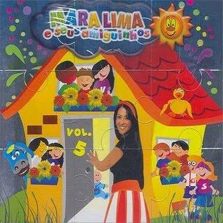 Mara Lima e Seus Amiguinhos Volume 5 (2008) | músicas