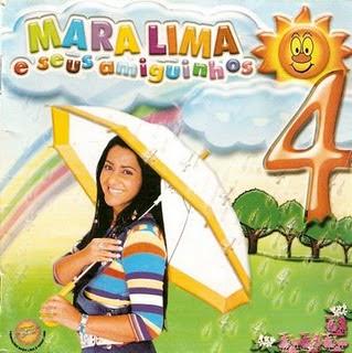 Mara Lima e Seus Amiguinhos Volume 4 (2007) | músicas