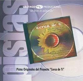 Jesus Adrian Romero - Cerca De Ti (1998) Pistas
