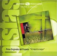 JESUS ADRIAN ROMERO - TE DARE LO MEJOR (2004) PISTAS