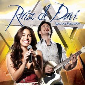 Raiz+de+Davi Baixar CD Ministério Raiz de Davi   Mais Que Vencedor (2007)