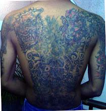 Tattoo Merupakan Identitas
