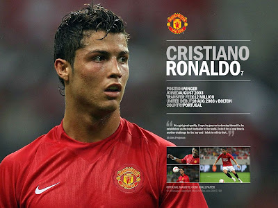 cristiano ronaldo wallpaper nike. manchester united wallpaper