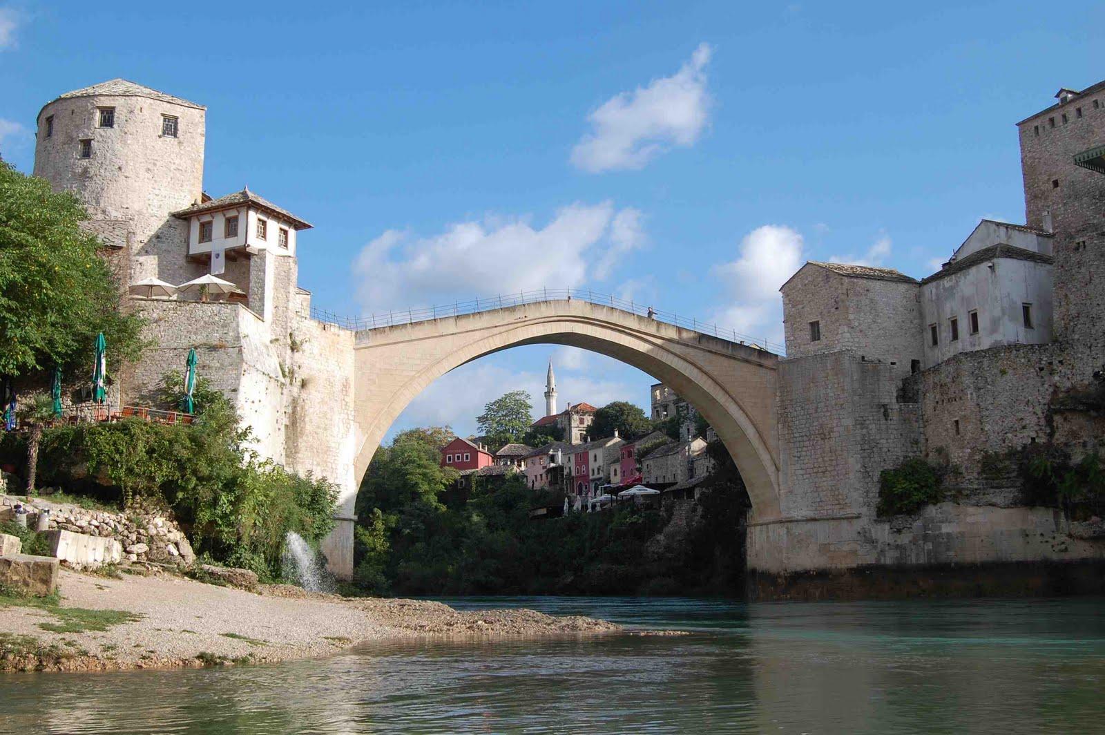 Rv Having Fun Mostar Bosnia
