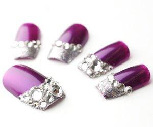 Japanese nail art Style