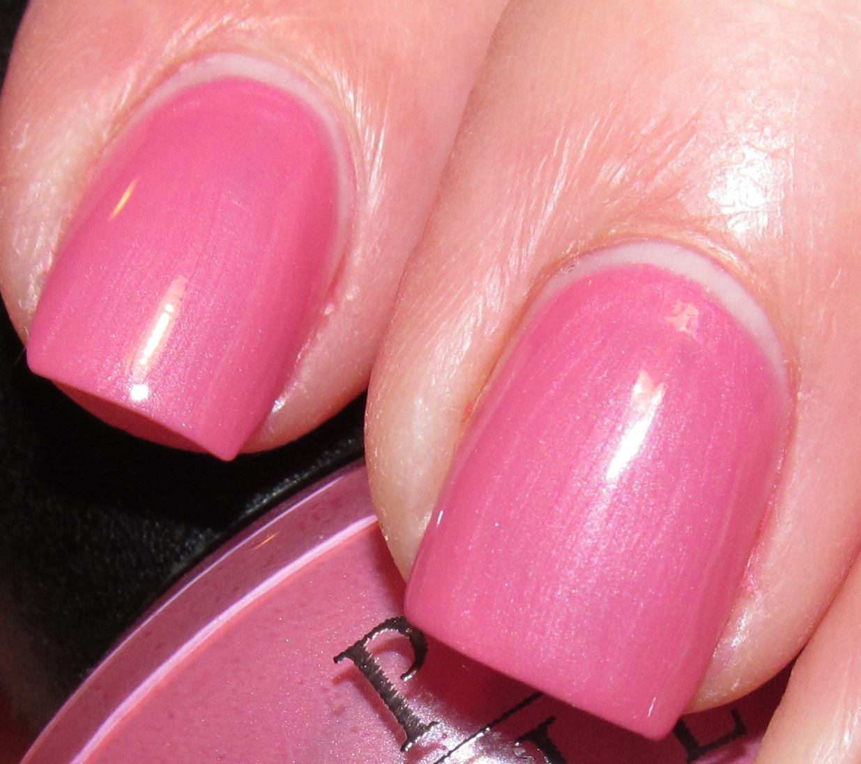 Opi Japanese Rose Garden: SWATCHES & A LAYERED LOOK