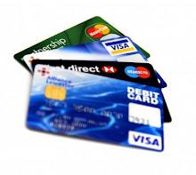 Aceita-se cartões de crédito, débito e cheques da praça