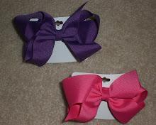Boutique Single Layer Bows
