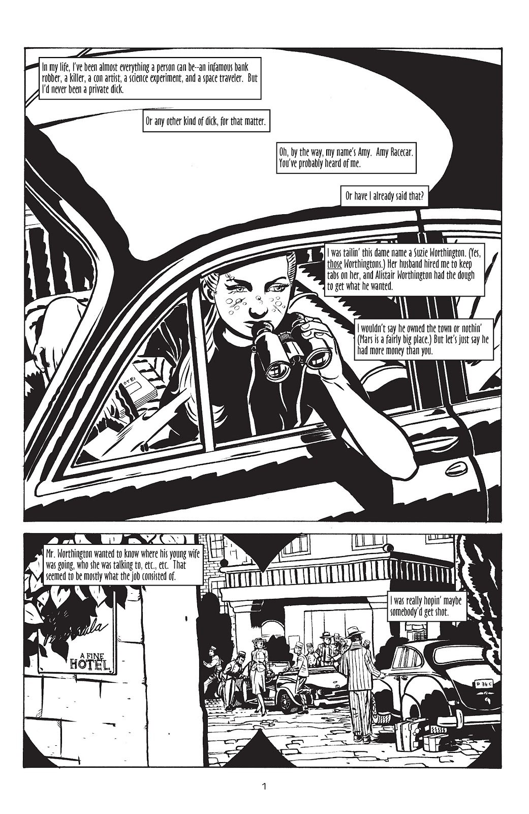 Stray Bullets Issue #18 #18 - English 3