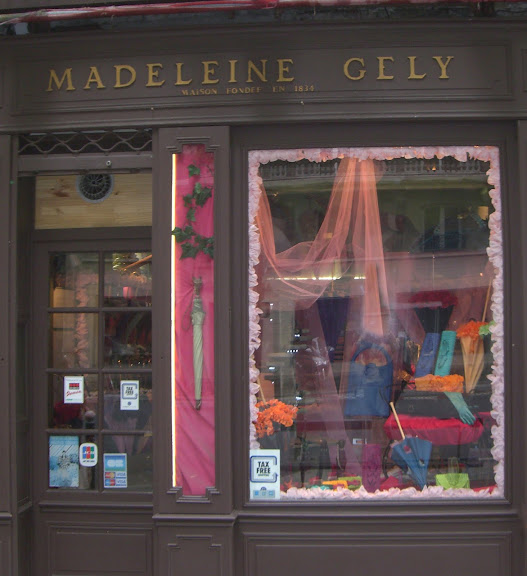 Madeleine Gely Umbrella Store, Paris