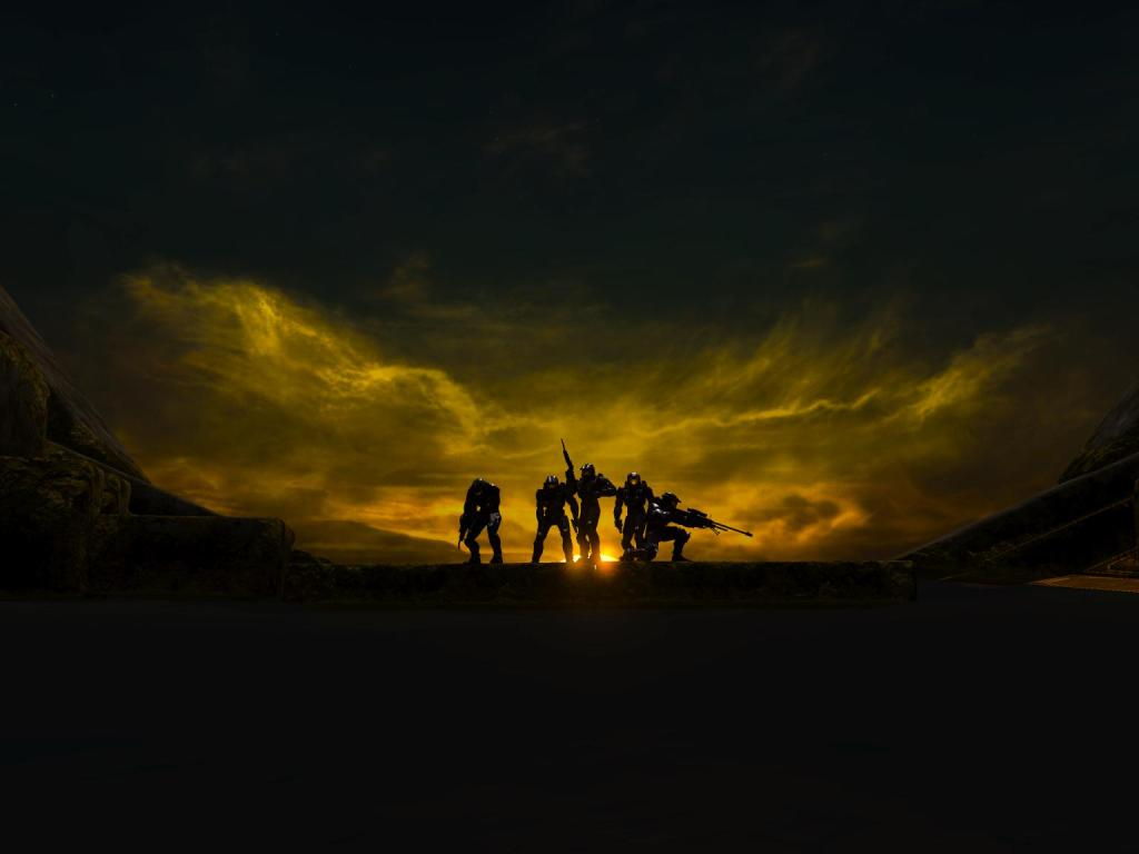 Halo Reach Wallpaper 1920x1080 by HellHoundx666 on DeviantArt