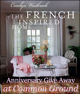 My French Inspired Give Away!