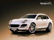 JEEP PORSCHE CAYENNE