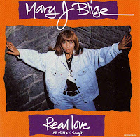 """Top 100 Songs 1992 """"Real Love"""" Mary J. Blige"""