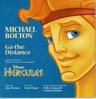 "1997 Oscar Nominated Song ""Go The Distance"" from Hercules - Michael Bolton"