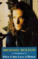 "Top 100 Songs 1992 ""When A Man Loves A Woman"" Michael Bolton"