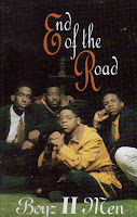 "Top 100 Songs 1991 ""End Of The Road"" Boyz II Men"